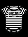 Johnny Cash body Folsom stripes (Clothing)