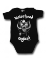 Motorhead baby rompertje England (Clothing)
