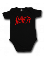 Slayer Baby Romper Logo