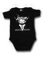 Venom Baby Romper Black Metal Venom (Clothing)