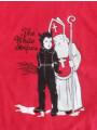 White Stripes Kids T-shirt Krampus