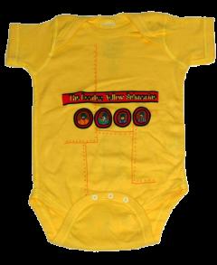 Beatles Baby Romper Yellow Submarine