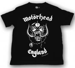 Motörhead Kinder T-shirt England (Clothing)