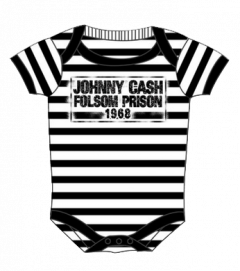 Johnny Cash body Folsom stripes (Clothing)