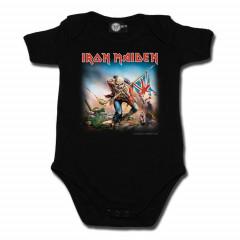 Iron Maiden baby romper Trooper