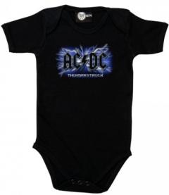 ACDC baby romper Thunderstruck