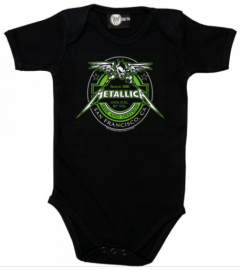 Metallica body(romper) voor babies Seek and Destroy