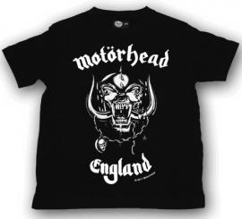 Motörhead Kinder T-shirt England (Clothing)
