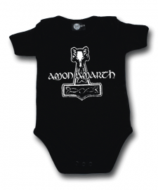 Amon Amarth Baby Romper Hammer of Thor Amon Amarth (Clothing)