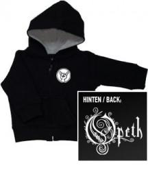 Opeth Logo baby sweater (Print On Demand)