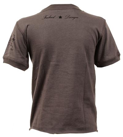 Kiss Baby rock T-shirt Vintage Black