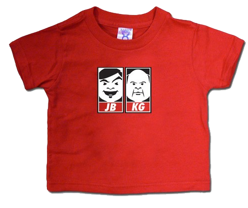 Tenacious D kinder T-shirt (Clothing)