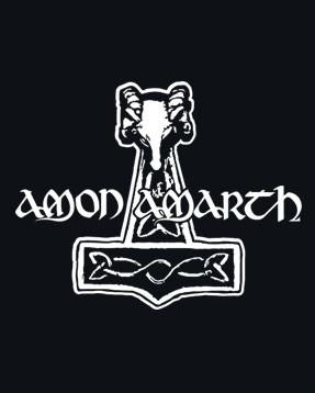 Amon Amarth body Hammer of Thor Amon Amarth