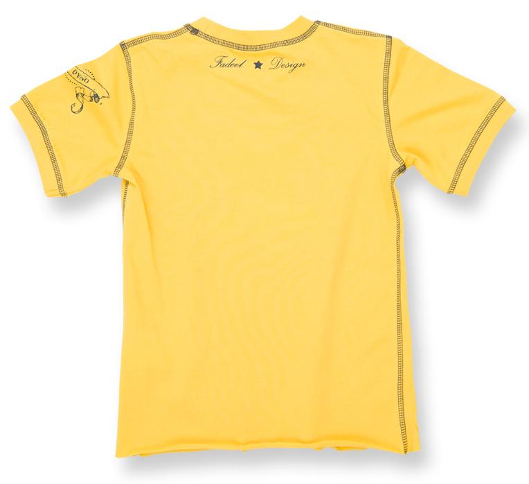 Madonna Kids T-Shirt Lemon