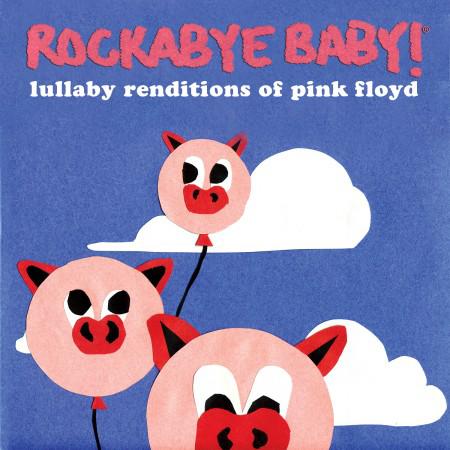 Rockabyebaby Pink Floyd CD