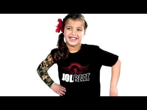 Volbeat Kids T-shirt Skullwing