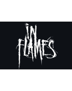 In Flames body Logo In Flames