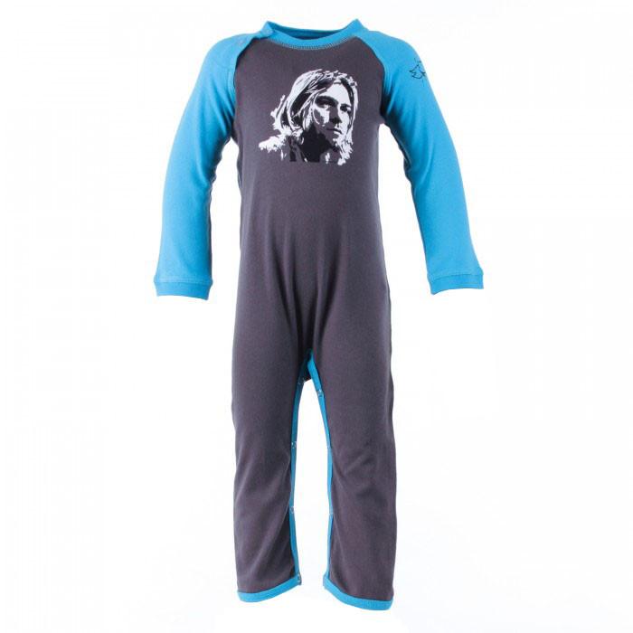 Kurt Cobain Baby Bodysuit