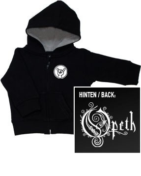 Opeth Logo baby sweater (Print On Demand)