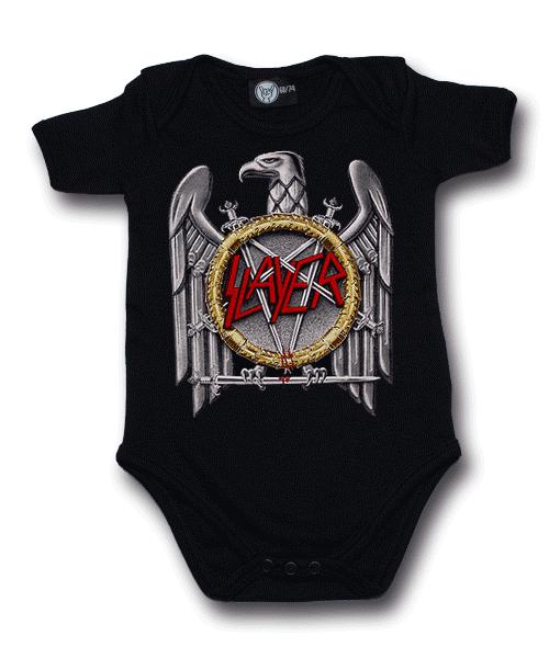 Slayer Silver body Eagle baby