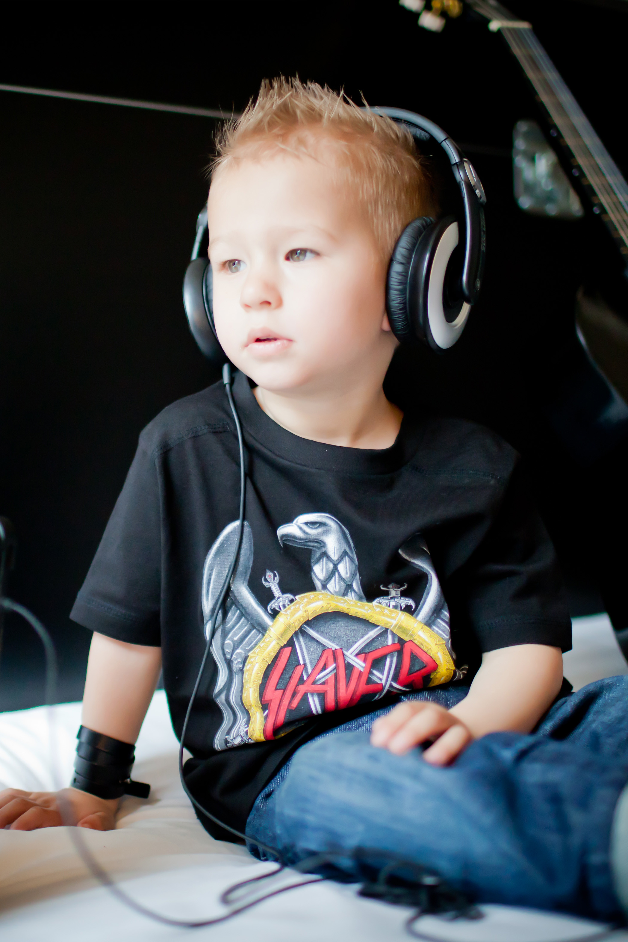 Slayer metal kid kleding Silver Eagle