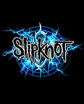 Slipknot Baby t-shirt Electric Blue