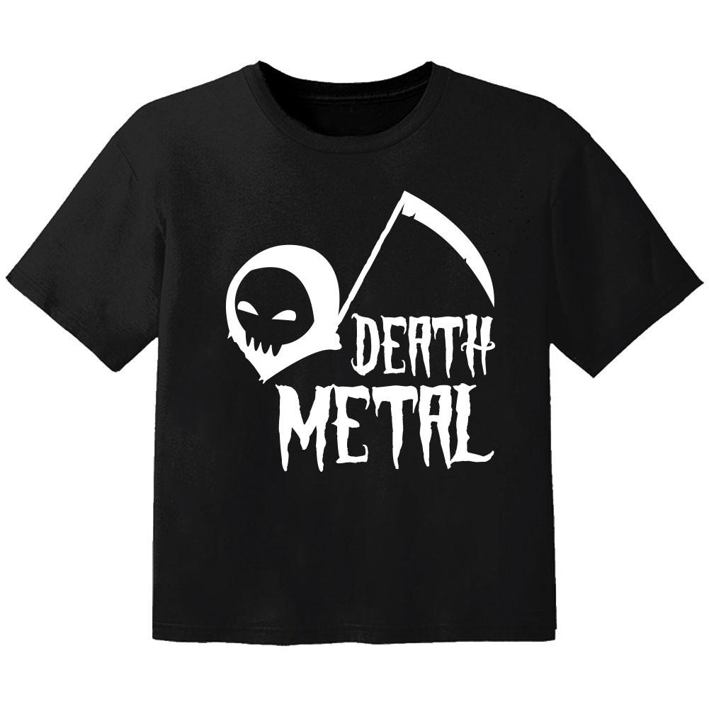 metal kids t-shirt death metal