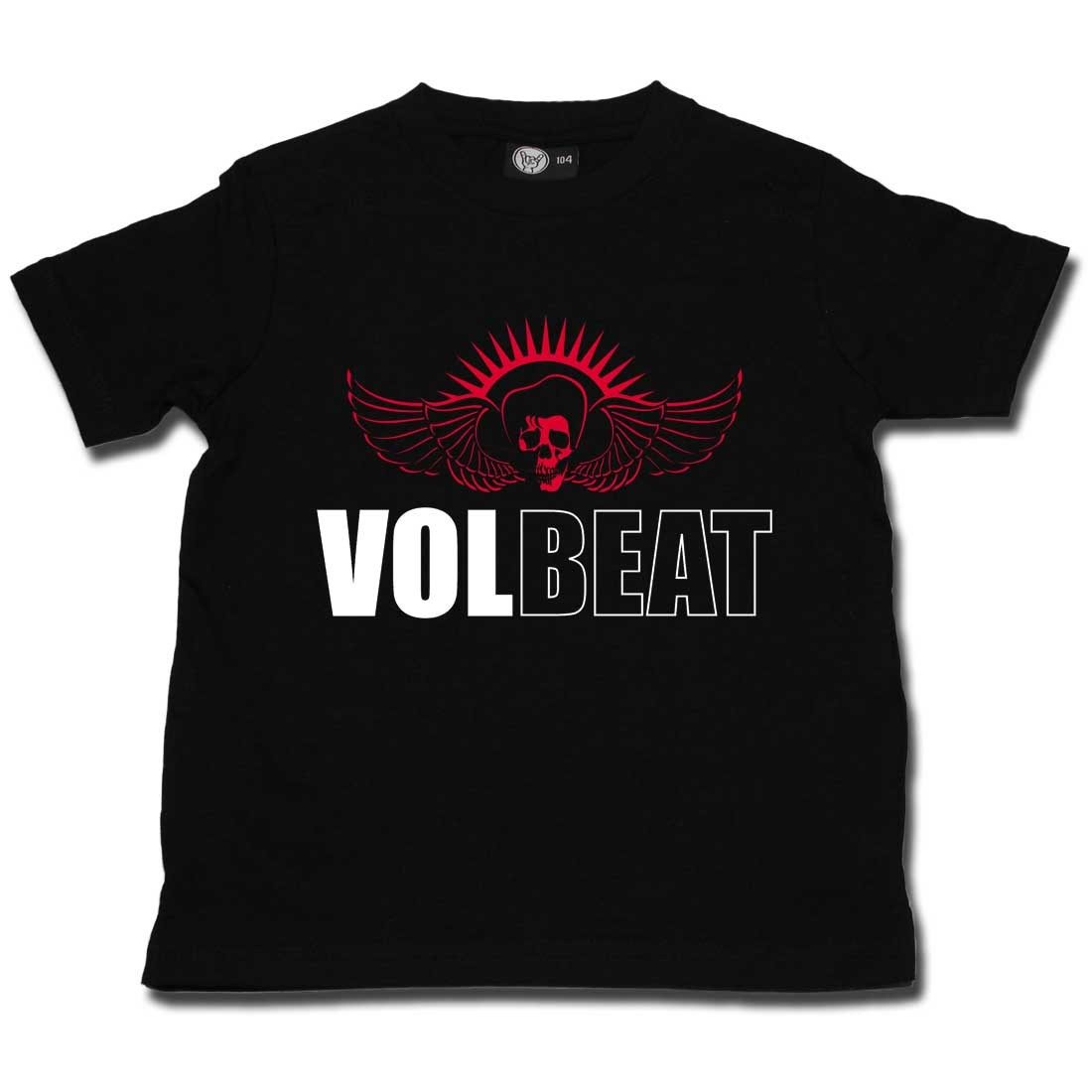 Volbeat Kids T-Volbeat Kids T-shirt Skullwing (Clothing)Skullwing (Clothing)