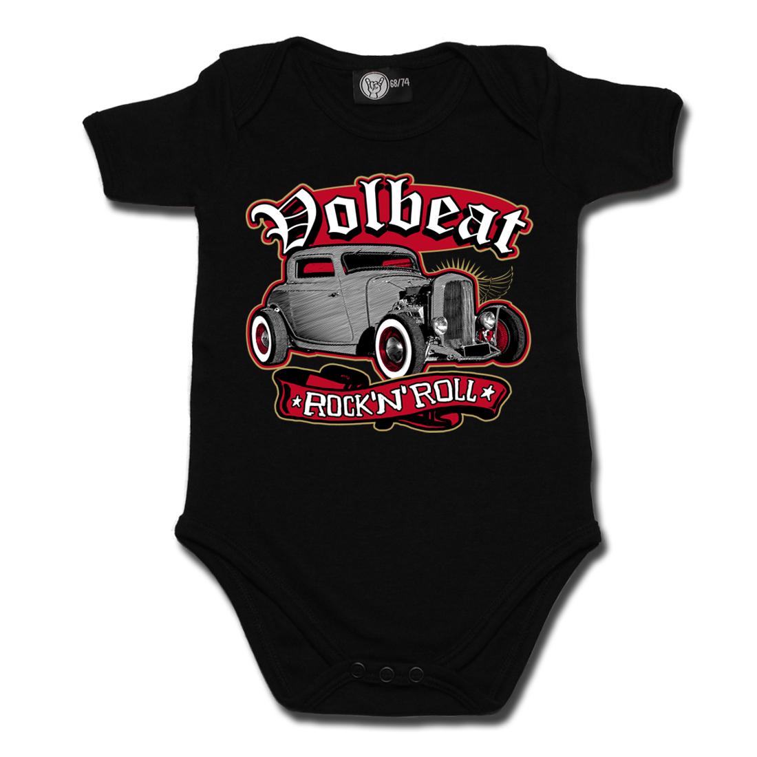 Volbeat body(romper) rock n roll