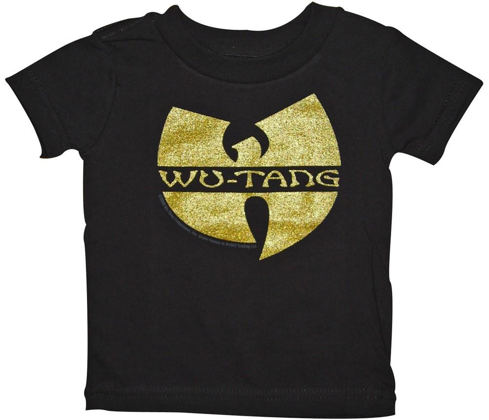 Wu-tang Clan T-shirt voor kinderen Logo
