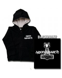 Amon Amarth Thor's Hammer baby sweater (Print On Demand)
