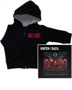 ACDC Black Ice baby sweater