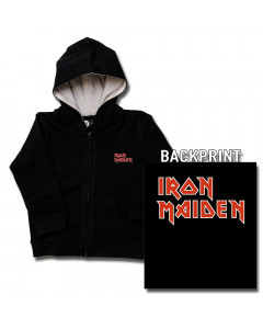 Iron Maiden Logo baby sweater (Print On Demand)