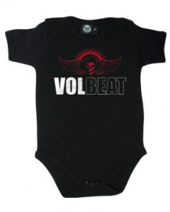 Volbeat body Skull Wing