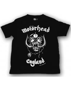 Motörhead Kids T-shirt England