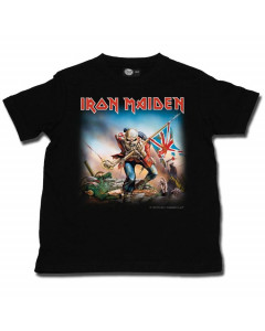 Iron Maiden T-shirt voor kinderen Trooper