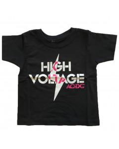 AC/DC Kids T-shirt High Voltage ACDC