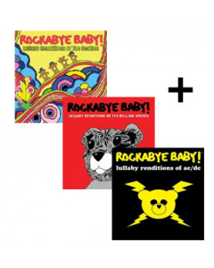 Cadeauset Rockabye Baby Classic Set