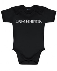 Dream theater baby romper