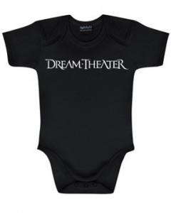Dream theater baby romper