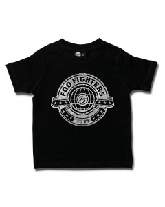 Foo Fighters T-shirt voor kinderen
