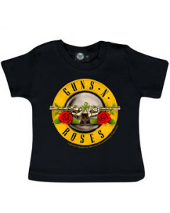 Guns and Roses Baby T-shirt Logo
