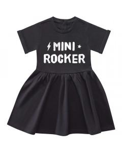 Mini-rocker jurk