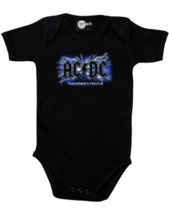 AC/DC romper Stoere rompers van AC/DC | Thunderstruck