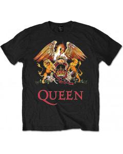 Queen Kids T-shirt Classic Crest