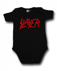 Slayer body Logo Slayer | Metal Kids and Baby collection