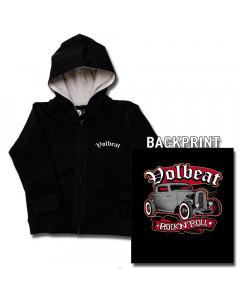 Volbeat kids sweater/ zip hoodie