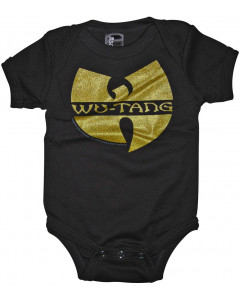 Wu-tang clan baby body Wu-tang Logo