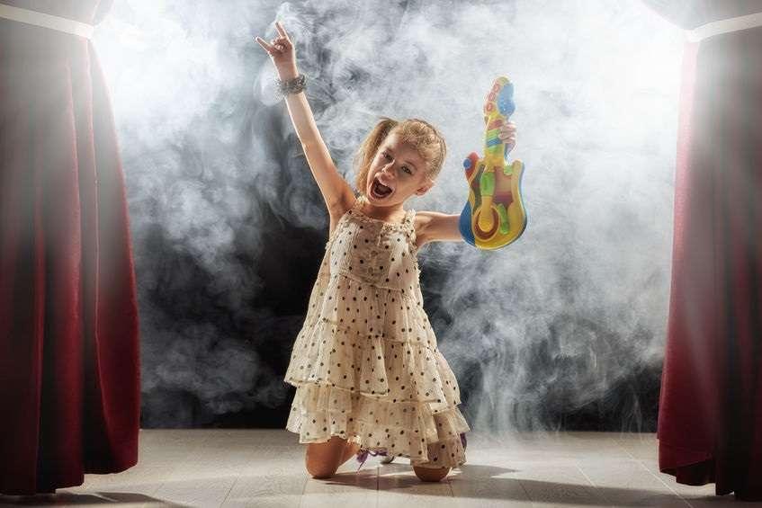 Jouw allereerste Rockstyle kinderfeestje perfect georganiseerd!